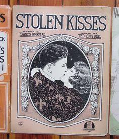 1920's Sheet Music Zeigfeld's Follies