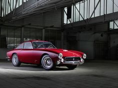 The Ferrari 250 is a sports car built by Ferrari from 1953 to 1964. The company's most successful early line, the 250 series included several variants. It was replaced by the 275 and the 330.