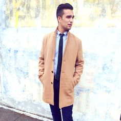 This jacket is too nice not to wear.  #fashion #clothes #dapper #classy #coat #f4f #love #seattle #seattlestyle #seattlefashion #handsome #gentleman #overdressed #fall #fallfashion