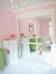 Kids Ballet Bar Design, Pictures, Remodel, Decor and Ideas