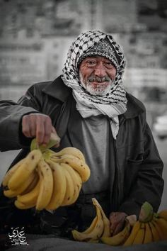 From Palestine
