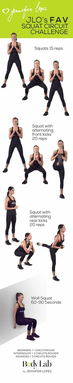 J.lo's workout for women