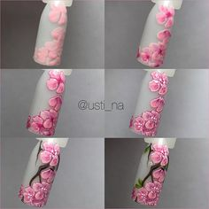 Наборы для наращивания ногтей и гель лака