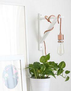 DIY Ikea Hack Distressed Wooden Shelves to Elevate your Home Ekby Ikea, New Swedish Design, Scandinavian Design, Ikea Decor, Wall Decor, Diy Casa, Home Decor Hacks, Decor Ideas, Diy Ideas