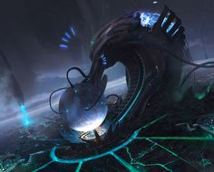 At - the God of Machines - Sergey Lesiuk