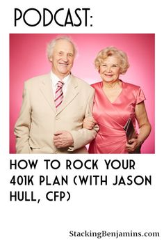 Jason Hull CFP tells us how to rock our retirement plans in this episode of the Stacking Benjamins show.