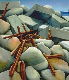 michael smither - Google Search Contemporary Artwork, Contemporary Artists, New Zealand Art, Nz Art, Maori Art, Painters, Australia, Models, Landscape