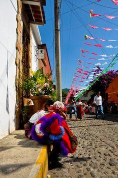 Fiesta en Malinalco