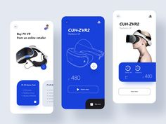 VR 1 designed by ZhaoWei for UIGREAT Studio. Connect with them on Dribbble; the global community for designers and creative professionals. Web Design, Website Design Layout, App Ui Design, Graphic Design, Apps, Ui Design Mobile, Modern Website, Brand Guide, Ui Design Inspiration