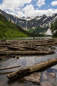 Avalanche Lake in Glacier National Park | Montana, U.S.
