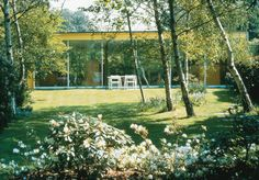 Richard Rogers Donates His Parents' Home To Harvard GSD