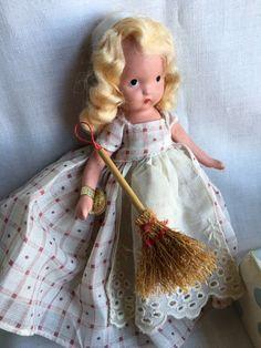 Nancy Ann Storybook DollSaturdays Child 181In Box by Jewelmoon
