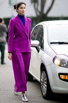 Streetstyle на Неделе мужской моды в Париже. Часть 1