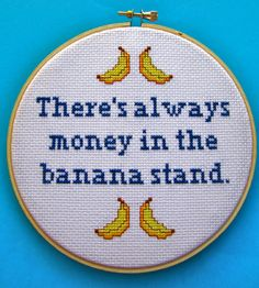There's Always Money in the Banana Stand  Arrested by BananyaStand, $25.00