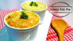Fancy Fish Pie (Gluten Free, Paleo, GAPS) and what's the catch with eating sustainable fish?