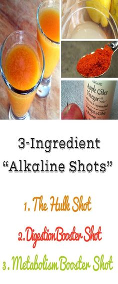 "Lose Weight, Energize And Alkalize Your Body With This Healthy ""Shot"""