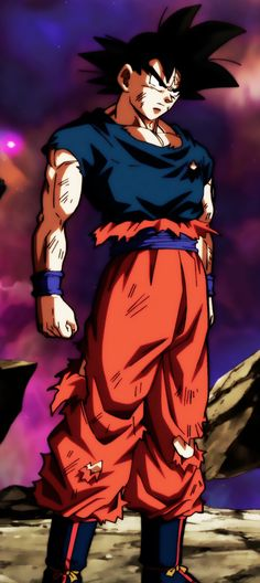 Goku Son Goku Dragon Ball Super DBS dbsgraphics anime cap my edit dbz dragon ball