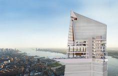 Sicher ist dagegen, dass es in einem der neuen Wolkenkratzer die höchste...