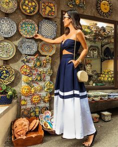 How to Style a Bohemian Maxi Dress Classy Outfits, Casual Outfits, Cute Outfits, Formal Chic, Casual Chic, Boho Fashion, Fashion Outfits, Fashion Skirts, Fashion Women