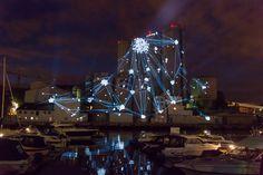 Factory Light Festival 2014 | Spots Factory Lighting, Festival Lights, Fair Grounds