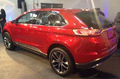 Ford Edge 2015 Models