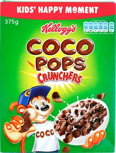 coco pops crunchers - Google Search