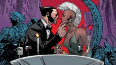 Logan and storm go on a long overdue date!
