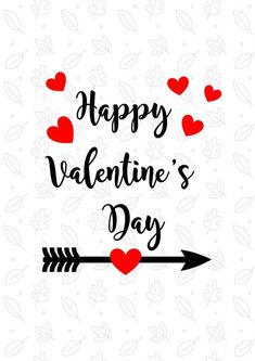 Happy Valentines day SVG, Valentine SVG file, Heart SVG, Love svg, Cutting Files, Scrapbooking, Silh