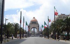 Monumento de la Revolución, Ciudad de México. México