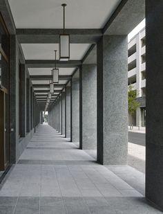 Bürobau von Dudler bei Zürich eröffnet / Richtiring - Architektur und Architekten - News / Meldungen / Nachrichten - BauNetz.de