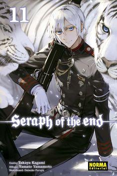Manhwa Manga, Manga Anime, Anime Art, Anime Cover Photo, Japanese Poster Design, Naruto Shippuden Characters, Seraph Of The End, Owari No Seraph, Manga Covers