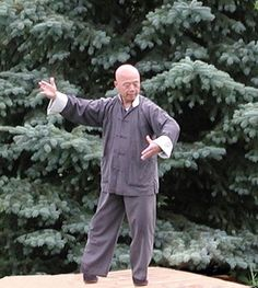 Tai chi chuan : Master Chu King Hung