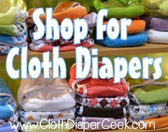 Shop for #clothdiapers here!  Discount codes, free shipping and more!  http://www.clothdiapergeek.com/shop-for-cloth-diapers