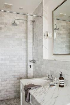 Modern brownstone in Greenwich Village | Daily Dream Decor