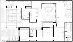 plano de casa para 150 metros cuadrados