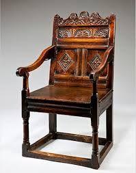 Beautiful Jacobean Chair