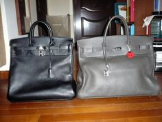 40HAC and 50cm Birkin