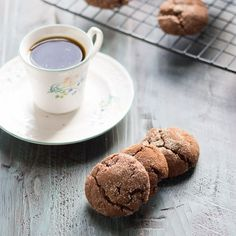 Espresso Snickerdoodles - Guest Post from Lemons for Lulu