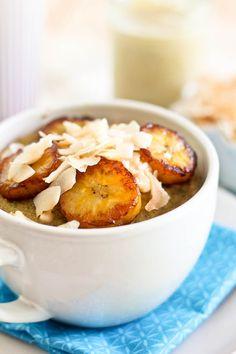 Plantain, Avocado and Friends Paleo Breakfast Bake