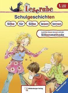 Martin Klein - Leserabe Mit Mildenberger. Leichter Lesen Lernen Mit Der Silbenm
