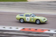 #Alfa_Romeo #TZ1 au Grand Prix de l'Age d'Or. #MoteuràSouvenirs Reportage complet : http://newsdanciennes.com/2016/06/06/jolis-plateaux-beau-succes-grand-prix-de-lage-dor-2016/ #ClassicCar #VintageCar