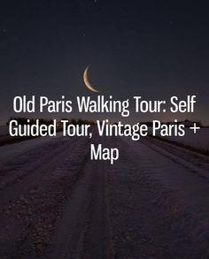 Old Paris Walking Tour: Self Guided Tour, Vintage Paris + Map Old Paris, Paris Map, Vintage Paris, Travel Tours, Travel Hacks, Shakespeare And Company, Latin Quarter, Renaissance Architecture, Old Clocks
