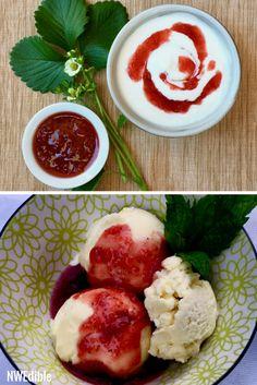 Strawberry Sauce Uses