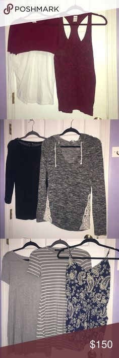 ADDITIONAL PHOTOS 37 PIECE LOT SIZE SMALL please check the original listing! Forever 21 Tops