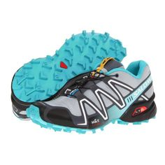 Salomon Speedcross 3 Women these would be awesome for the spartan race!