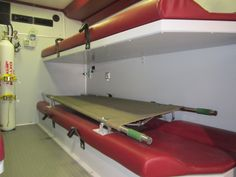 Inside vehicle Rescue Vehicles, Ambulance, Land Cruiser, Clinic, Military, Cabinet, Design, Clothes Stand, Army