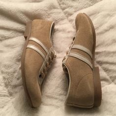 Arfango Suede Sneakers These sneakers are brand new. Never been worn. Made in Italy. 100% leather. Purchased at Barneys. Arfango Shoes Sneakers