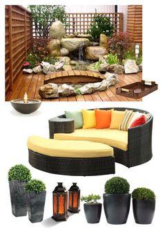 """relax home"" by cibulka-cibulkova ❤ liked on Polyvore featuring interior, interiors, interior design, home, home decor, interior decorating and EcoSmart Fire"