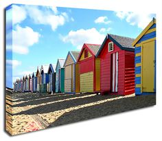 Simply Canvas have a variety of seascape canvas prints. Original wall art from