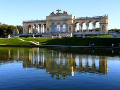 Top 10 things to see and do in Vienna Schönbrunn Palace. Places Around The World, Oh The Places You'll Go, Places To Visit, Around The Worlds, Budapest, Palacio Imperial, Bad Gastein, Rivers And Roads, Destinations